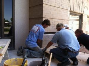 Removing the Cornerstone